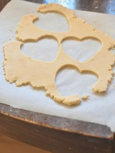Gluten Free Coconut Flour Butter Cookies Recipe