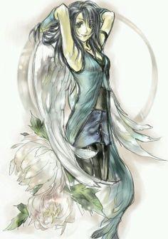 Rinoa. Final Fantasy 8