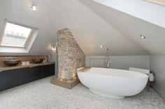loft bathroom idea