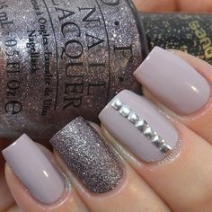 awesome 15 Pretty Winter Nail Art Ideas - Nail Arts Designs