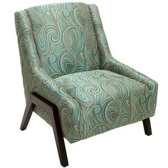 Breezewood Occasional Slipper Chair