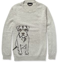 puppy! // Burberry Prorsum