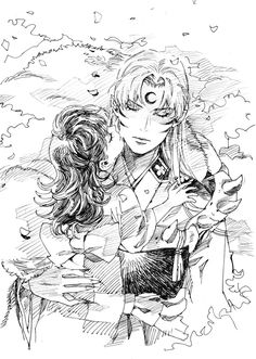 Sesshomaru-sama seems more handsome than ever here~