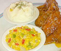 Hot Honey Chicken - Sweetie Pie's in St Louis MO