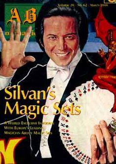 Silvan's Magic Set , Italian Magician