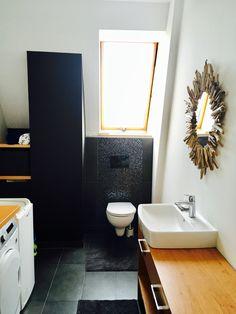 Kúpelňa, práčovňa, bathroom, laundry, mirror DYI 🙂