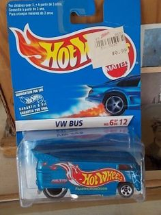 THIS IS THE Hot Wheels VW DRAG BUS MAKING ITS FIRST HOT WHEELS PREMIER #6 of de 12 VW Drag Bus 1st Editions MAKING , Canada