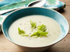 Potato Leek Soup Recipe : Robert Irvine : Food Network - FoodNetwork.com