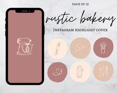Bakery Branding, Bakery Menu, Bakery Logo Design, Bakery Kitchen, Kitchen Decor, Startup Branding, Bakery Packaging, Corporate Branding, Menu Design