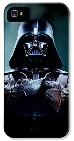 Darth Vader Star Wars - Michael Greenway - iPhone 5 Case - Fine Art America