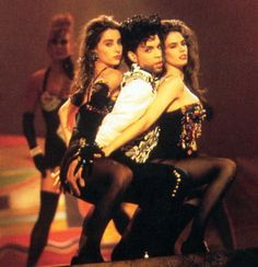 Prince(Less Femmy)- I love him,the dancing and dirty words back in the day. I love Kiss and Cream by Prince some of my fave songs of all time!