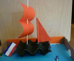 Il veliero dell''Ilandese Volante: progetto coi bambini di 5 anni sull'opera di Wagner