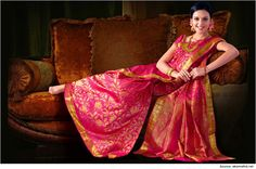 Designer Blouses for Pattu Sarees