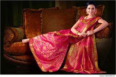 Designer Blouses for Pattu Sarees