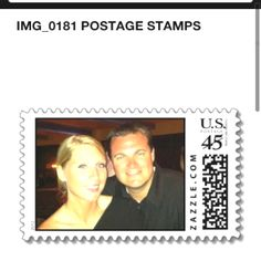 Awesome personalized stamps from zazzle.com!