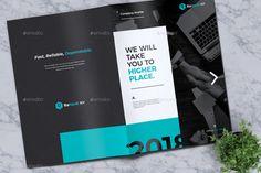 Rahardi  Company Profile #Rahardi, #Company, #Profile Corporate Brochure, Corporate Design, Brochure Design, Company Profile Template, Promote Your Business, Page Design, Paper Size, Templates, Lettering