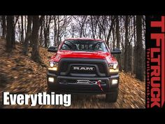 2017 Ram Power Wagon: Everything You Ever Wanted to Know