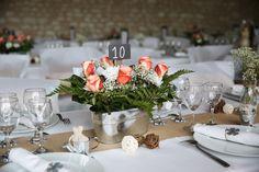 Centre Table Décoration Flleur: 12 inspirations pour un mariage champêtre