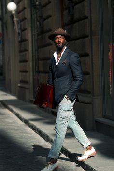 Street Gentleman..