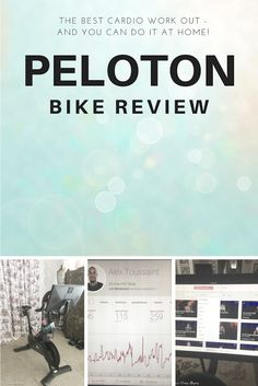 Peloton Bike Review | Peloton Cycle Review | Work Outs for your Home | Home Gym Idea