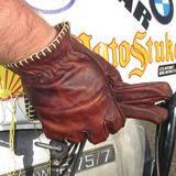 Shanks Gloves - Oak / X-Large - Moda uomo - Biker Gloves, Leather Motorcycle Gloves, Biker Gear, Motorcycle Outfit, Mens Gloves, Leather Gloves, Motorcycle Style, Leather Tooling, Davidson Bike