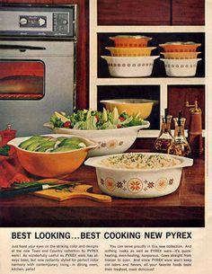 Vintage Pyrex Ad II