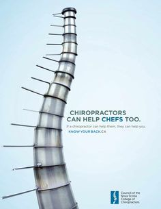 Council of the Nova Scotia College of Chiropractors: Chefs