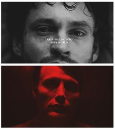 Can he pull back? Before it's too late... #hannibal #nbc