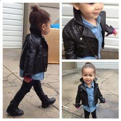 criança moda
