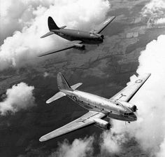 Curtiss C-46 Commandos BFD