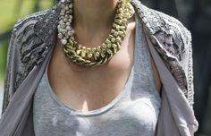 statement necklace | Tumblr