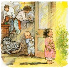 by Shirley Hughes