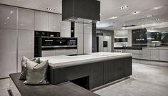 Luxury kitchen showroom