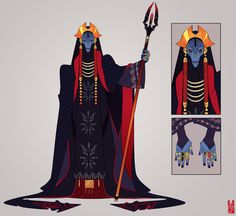 The Sovereign II by Zarnala.deviantart.com on @DeviantArt