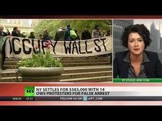 NYPD Pays Largest Occupy-Related Settlement ~ Pub on Jun 10, 2014 ~ New York City is settling a lawsuit by Occupy Wall Street protesters for $583,000, the largest ever amount in an Occupy-related case. The court awarded the record amount after finding the 14 plaintiffs were falsely arrested. On New Year's Day 2012, the plaintiffs were protesting in Manhattan when told to disperse by police. After issuing the order, the officers boxed in the group to prevent them from leaving  [...]