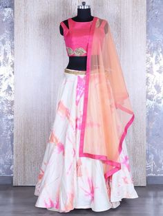 Shop Shop Red and Beige designer Lehenga by G3+ Video Shopping online from G3fashion India. Brand - , Product code - G3VS62, Price - , Color - Red, Fabric - Raw Silk,