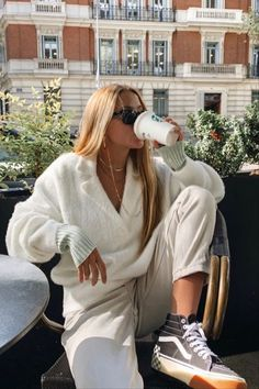 Winter Fashion Outfits, Fall Winter Outfits, Spring Outfits, Trendy Fashion, Mode Outfits, Trendy Outfits, Mode Dope, Look Girl, Inspiration Mode
