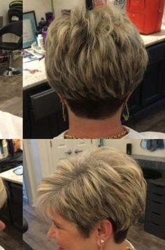 Haare schneiden Haarschnitt kurz Haare schneiden Haarschnitt kurz The post Haare schneiden Haarschnitt kurz appeared first on Haar. Short Cropped Hair, Pixie Haircut For Thick Hair, Thin Hair Cuts, Short Grey Hair, Short Hair With Layers, Cute Hairstyles For Short Hair, Short Hair Styles, Ladies Hairstyles, Asian Hairstyles