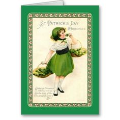 ==> reviews          	Vintage St Patrick's Day Cards           	Vintage St Patrick's Day Cards in each seller & make purchase online for cheap. Choose the best price and best promotion as you thing Secure Checkout you can trust Buy bestThis Deals          	Vintage St Patrick's Day ...Cleck Hot Deals >>> http://www.zazzle.com/vintage_st_patricks_day_cards-137417049825446043?rf=238627982471231924&zbar=1&tc=terrest