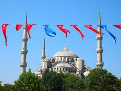 The perfect day tour here! - pic of the Blue Mosque
