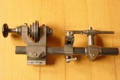 Uhrmacher drehbank, Lorch, Watchmakers lathe, 8mm. | eBay