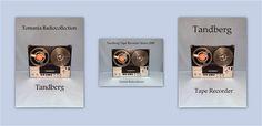 Tandberg Vintage Tape Recorders