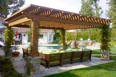 Best Covered Patio Roof Canopy Design Ideas