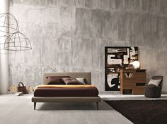 J&M Furniture   J&M Futon   Modern Furniture Wholesale   New York NY   New Jersey NJ :: Modern Bedroom Furniture :: Metropolitan Platform Bed