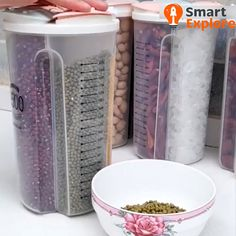 fresh kitchen ideas ThisRotating Kitchen Dry Food Storage Tank Containers will keep your food fresh, dry and completely sealed. It is a rotatable compartment sealed cans where you c Cool Kitchen Gadgets, Home Gadgets, Cooking Gadgets, Kitchen Items, Home Decor Kitchen, Kitchen Tools, Cool Kitchens, Cooking Tools, Kitchen Utensils List