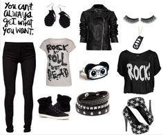 Alternative/Rocker/Emo Style