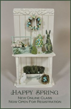 Miniature Dollhouse Kits & Accessories - Cynthia Howe Miniatures
