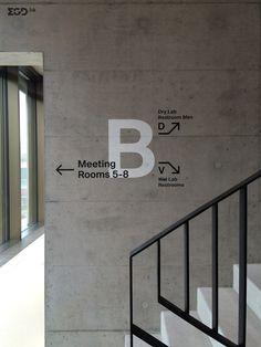 Balgrist Campus导视设计