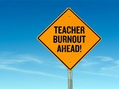 Blogger Maurice Elias suggests that identifying the warning signs can help teachers avoid burning out on the job.