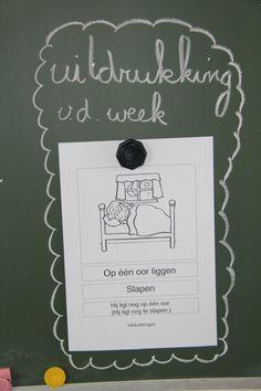 Woordenschat - Uitdrukking van de week - Meestertim.nl